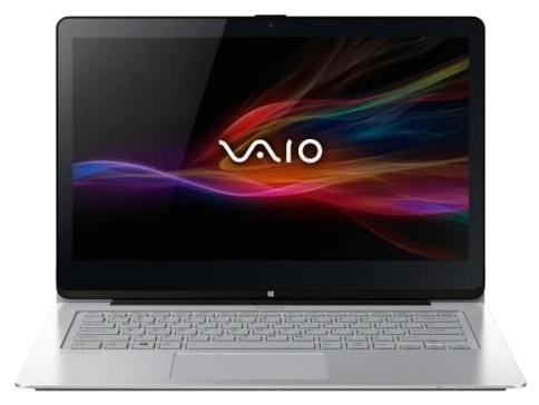 "Sony Ноутбук Sony VAIO Fit A SVF14N1E4R (Core i5 4200U 1600 Mhz/14.0""/1920x1080/8.0Gb/1008Gb/DVD нет/Intel HD Graphics 4400/Wi-Fi/Bluetooth/Win 8 Pro 64)"