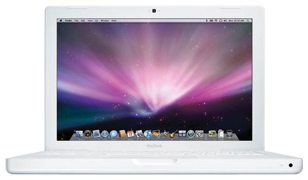 "Apple MacBook Late 2007 MB061 (Core 2 Duo T7200 2000 Mhz/13.3""/1280x800/1024Mb/80.0Gb/DVD/CD-RW/Wi-Fi/Bluetooth/MacOS X)"