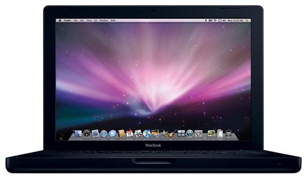 "Apple MacBook Late 2007 MB063 (Core 2 Duo T7400 2160 Mhz/13.3""/1280x800/1024Mb/160.0Gb/DVD-RW/Wi-Fi/Bluetooth/MacOS X)"