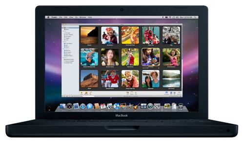 "Apple MacBook Early 2008 MB404 (Core 2 Duo T8300 2400 Mhz/13.3""/1280x800/2048Mb/250.0Gb/DVD-RW/Wi-Fi/Bluetooth/MacOS X)"