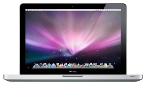 "Apple MacBook 13 Late 2008 MB467 (Core 2 Duo 2400 Mhz/13.3""/1280x800/2048Mb/250.0Gb/DVD-RW/Wi-Fi/Bluetooth/MacOS X)"