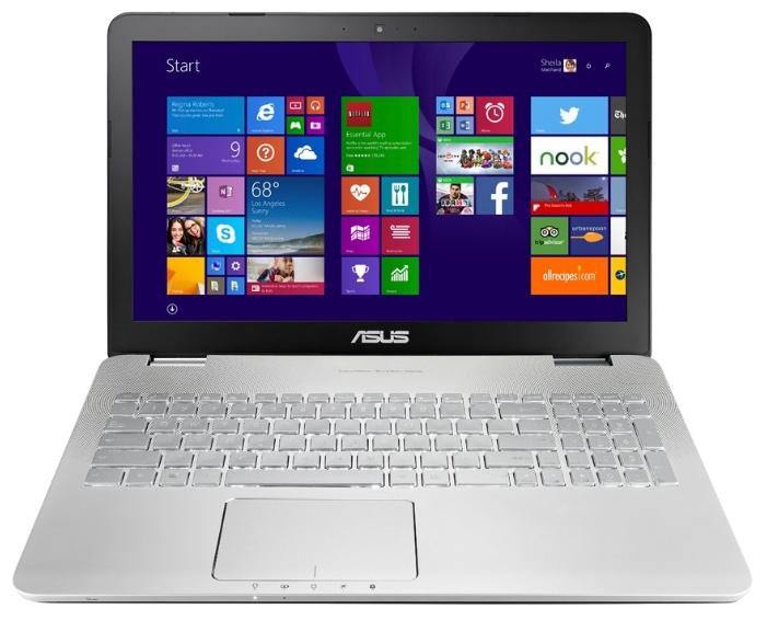 ASUS Ноутбук ASUS N551JX