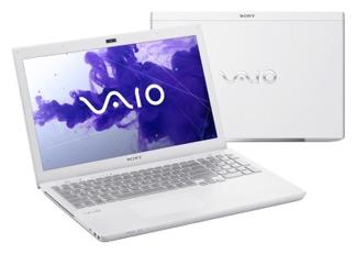 Sony Ноутбук Sony VAIO SVS1511F4R