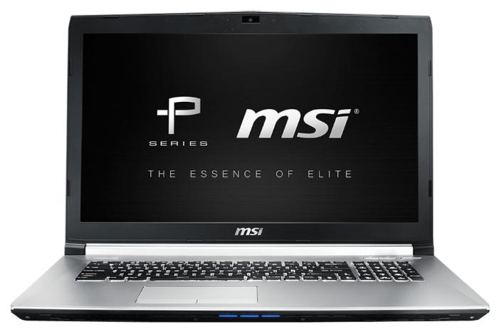 """MSI Ноутбук MSI PE70 2QD (Core i7 5700HQ 2700 MHz/17.3""""/1920x1080/8Gb/1000Gb/DVD-RW/NVIDIA GeForce GTX 950M/Wi-Fi/Bluetooth/Win 8 64)"""