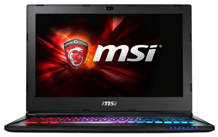 MSI Ноутбук MSI GS60 6QE Ghost Pro