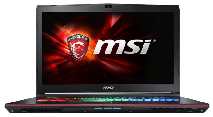 MSI Ноутбук MSI GE72 6QF Apache Pro