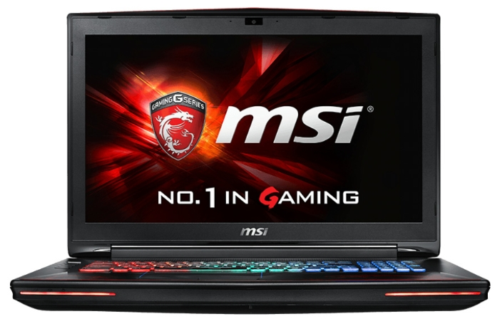 MSI GT72S 6QF Dragon Edition 29th Anniversary Edition