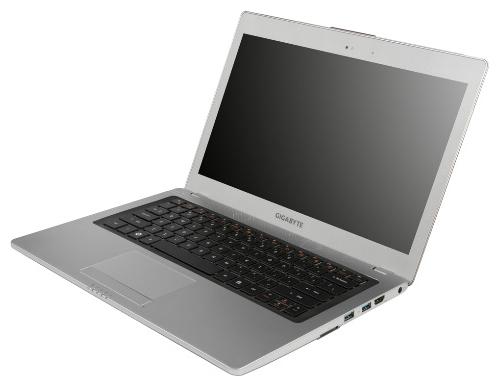 GIGABYTE Ноутбук GIGABYTE U2442V