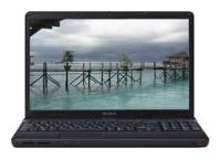 Sony Ноутбук Sony VAIO VPC-EB37FX