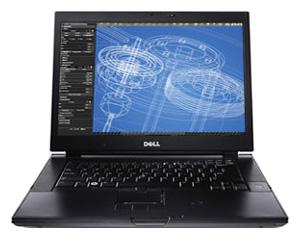 DELL Ноутбук DELL PRECISION M4400