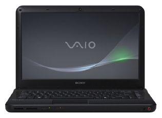 Sony Ноутбук Sony VAIO VPC-EA25FX