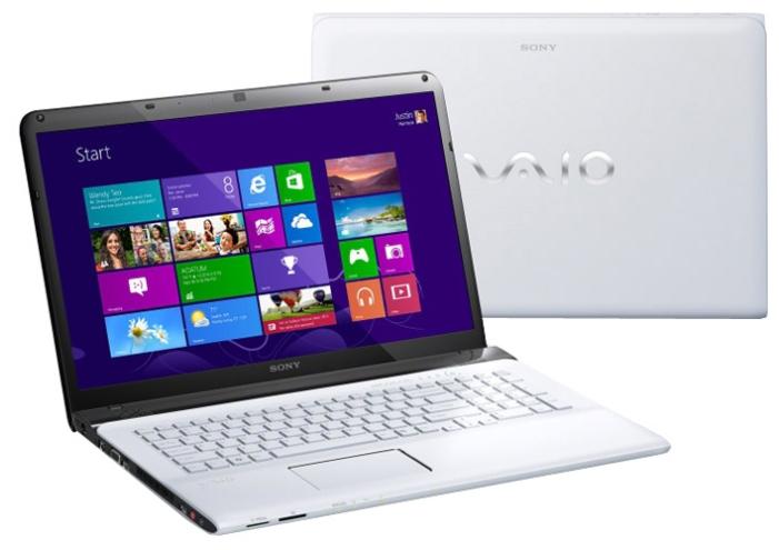 Sony Ноутбук Sony VAIO SVE1513E1R