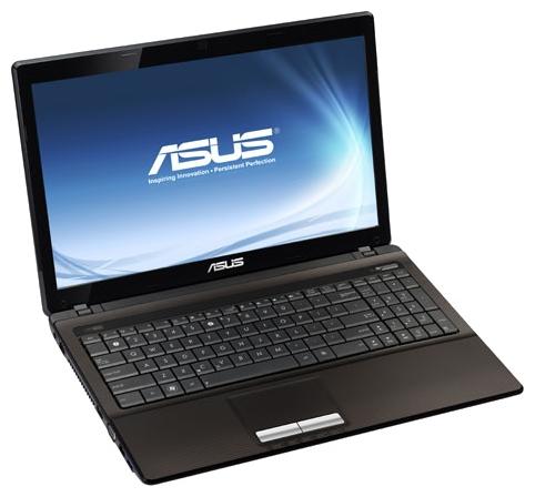 ASUS Ноутбук ASUS X53TA
