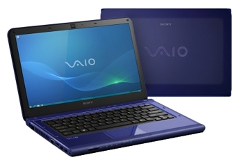 Sony VAIO VPC-CA2S1R