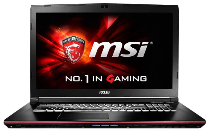 "MSI Ноутбук MSI GE72 6QC Apache (Core i7 6700HQ 2600 MHz/17.3""/1920x1080/8.0Gb/1000Gb/DVD-RW/NVIDIA GeForce GTX 960M/Wi-Fi/Bluetooth/Win 10 Home)"