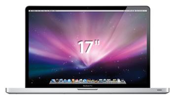 """Apple MacBook Pro 17 Early 2009 MB604 (Core i5 2530 Mhz/17""""/1920x1200/4096Mb/500Gb/DVD-RW/Wi-Fi/Bluetooth/MacOS X)"""