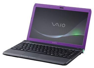 Sony Ноутбук Sony VAIO VPC-Y21EFX