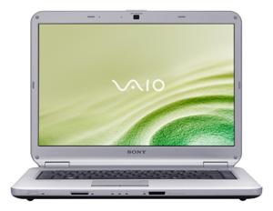 Sony VAIO VGN-NS31MR