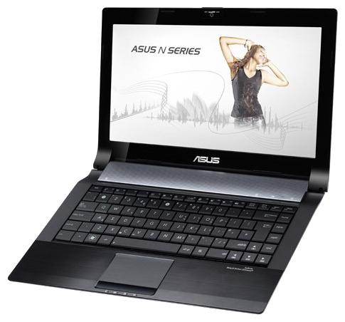 ASUS Ноутбук ASUS N43JQ