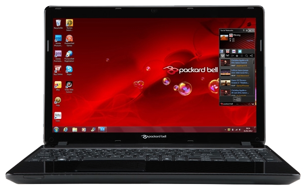 Packard Bell Ноутбук Packard Bell EasyNote TV11HC