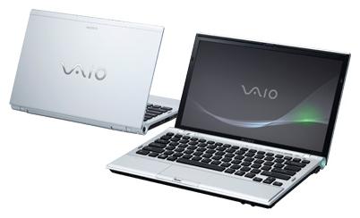 Sony VAIO VPC-Z122GX
