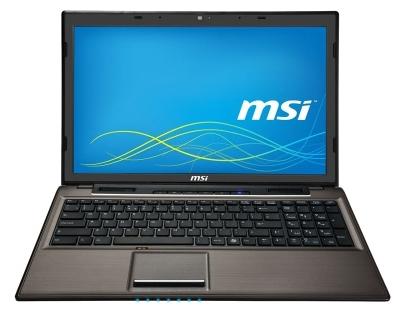 MSI Ноутбук MSI CX61 0OC