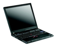Lenovo Ноутбук Lenovo THINKPAD T41