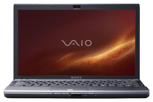 Sony Ноутбук Sony VAIO VGN-Z530N