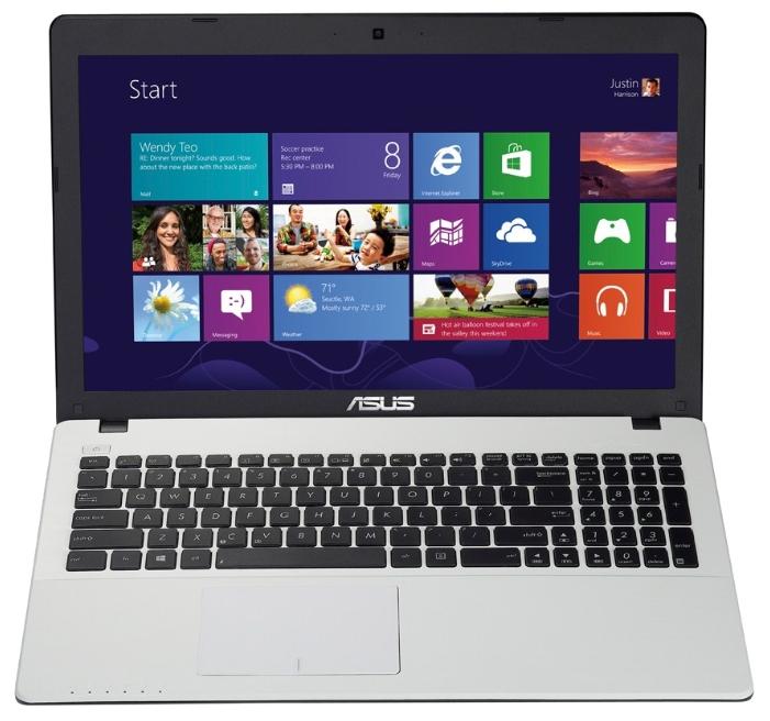 "ASUS Ноутбук ASUS X552WA (A4 6210 1800 MHz/15.6""/1366x768/4.0Gb/500Gb/DVD-RW/AMD Radeon R3/Wi-Fi/Bluetooth/Win 8 64)"