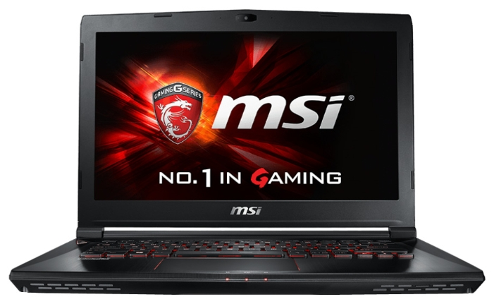 MSI Ноутбук MSI GS40 6QE Phantom