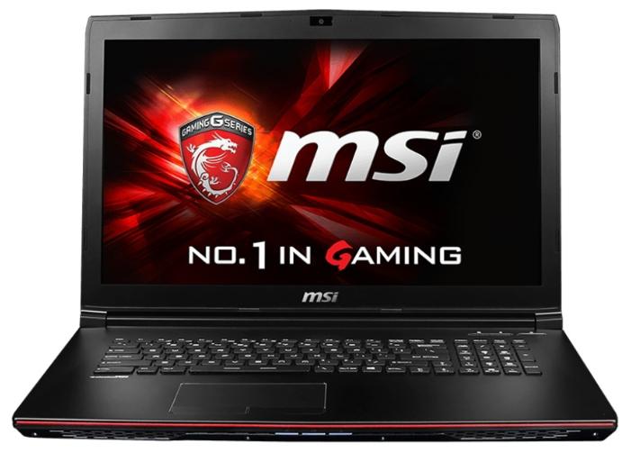 MSI Ноутбук MSI GP72 2QD Leopard