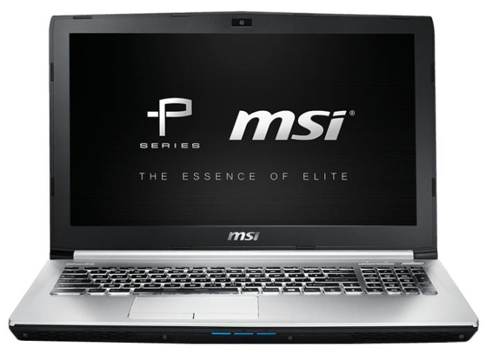MSI Ноутбук MSI PE60 6QE