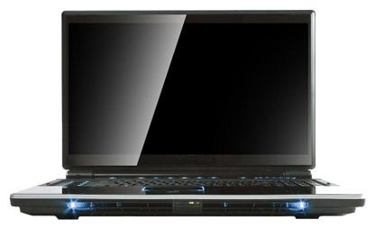 Eurocom X8100 Leopard