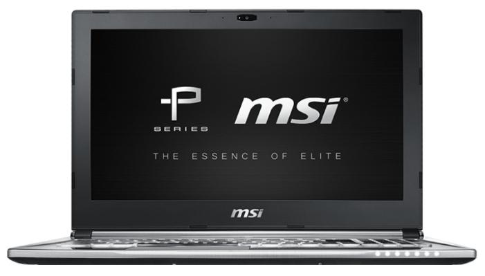 """MSI Ноутбук MSI PX60 6QD (Core i7 6700HQ 2600 MHz/15.6""""/1920x1080/8.0Gb/1000Gb/DVD нет/NVIDIA GeForce GTX 950M/Wi-Fi/Bluetooth/Win 10 Home)"""