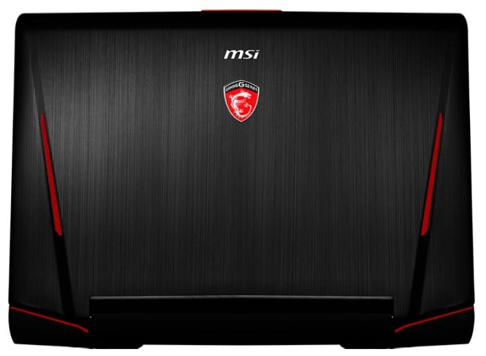 MSI GT80S 6QE Titan SLI