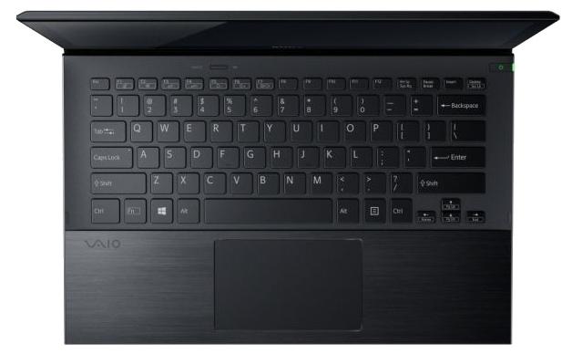 """Sony Ноутбук Sony VAIO Pro SVP1322M1R (Core i5 4200U 1600 Mhz/13.3""""/1920x1080/4.0Gb/128Gb SSD/DVD нет/Intel HD Graphics 4400/Wi-Fi/Bluetooth/Win 8 64)"""