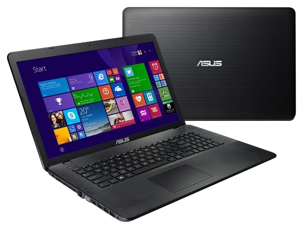ASUS Ноутбук ASUS F751MD