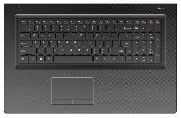 Lenovo IdeaPad 300 17