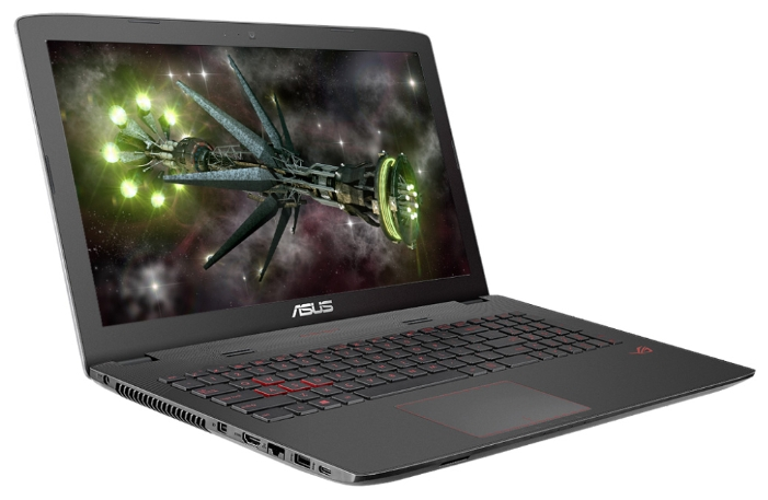 ASUS Ноутбук ASUS ROG GL752VW