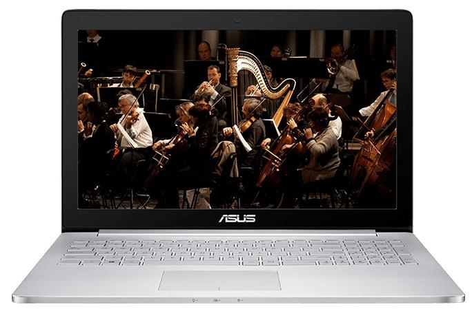 "ASUS Ноутбук ASUS ZenBook Pro UX501VW (Intel Core i7 6700HQ 2600 MHz/15.6""/3840x2160/16.0Gb/512Gb SSD/DVD нет/NVIDIA GeForce GTX 960M/Wi-Fi/Bluetooth/Win 10 Pro)"