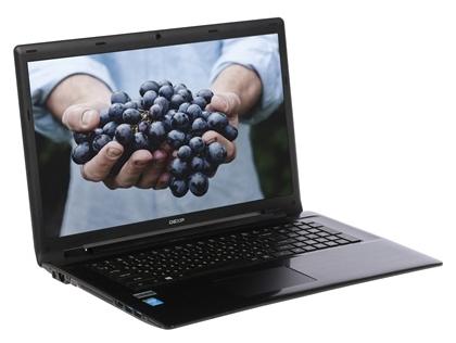 DEXP Ноутбук DEXP Aquilon O156