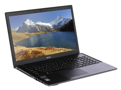 DEXP Ноутбук DEXP Atlas H157