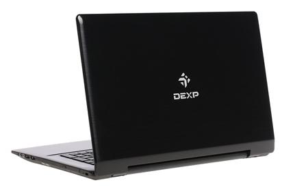 """DEXP Ноутбук DEXP Aquilon O152 (Intel Pentium N3700 1600 MHz/17.3""""/1600x900/2.0Gb/500Gb/DVD-RW/Intel GMA HD/Wi-Fi/Bluetooth/Win 8)"""