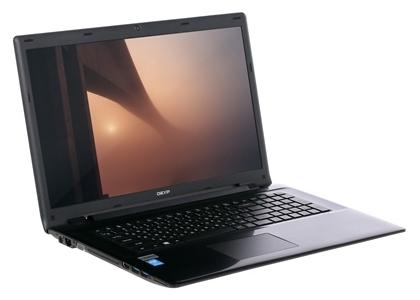 DEXP Ноутбук DEXP Aquilon O166