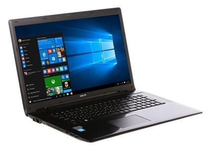 DEXP Ноутбук DEXP Aquilon O161