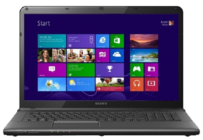 Sony VAIO SVE1713L1R