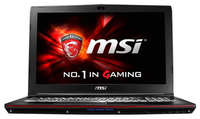 MSI Ноутбук MSI GP62 6QF Leopard Pro