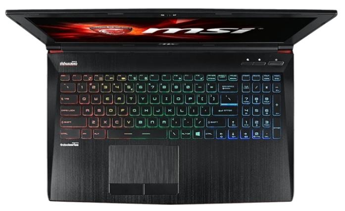 MSI GE62 6QE Apache Pro