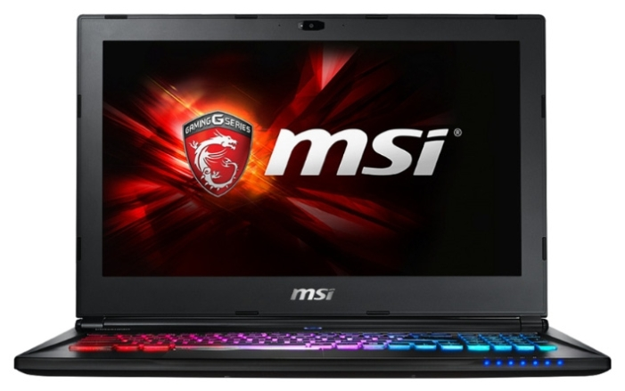 MSI Ноутбук MSI GS60 6QD Ghost