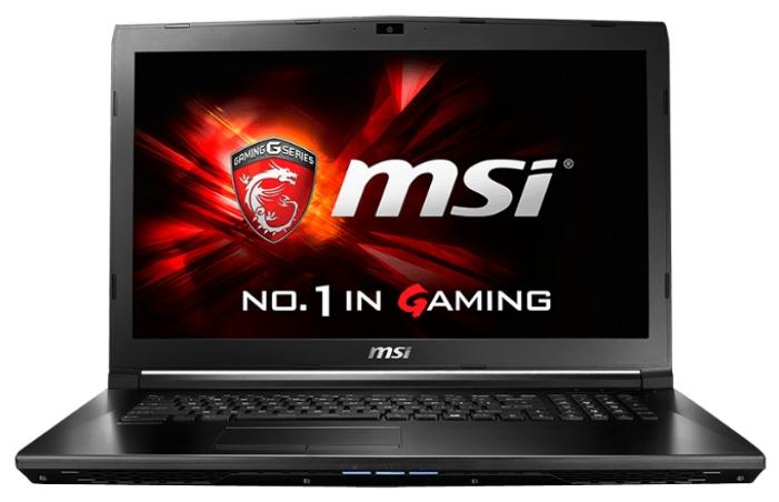 MSI Ноутбук MSI GL72 6QD